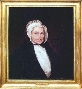 Portrait of Lydia Thornton Harris