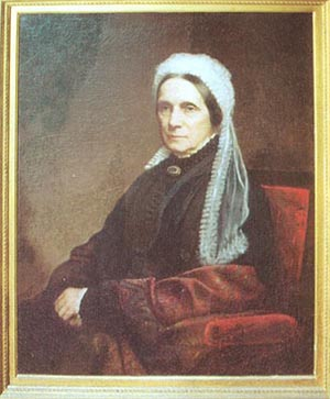 Portrait of Maria Hastings Cary