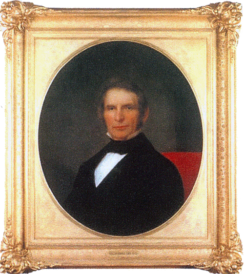 Portrait of William Harris Cary