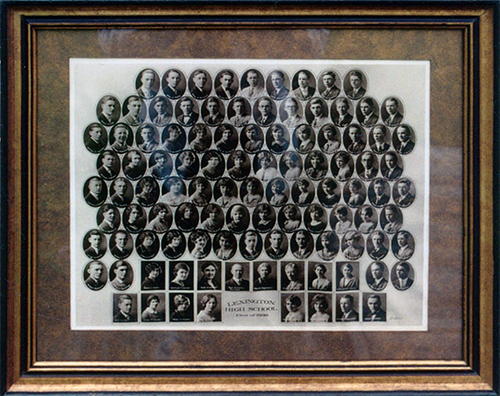 Lexington High School Class of 1926