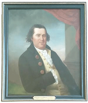 Portrait of William Dawes