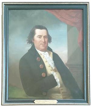 william dawes portraitt