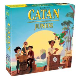 Catan Junior game box