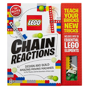 LEGO Chain Reactions game box