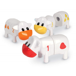 Counting Cows figurines