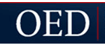Oxford English Dictionary (OED) logo
