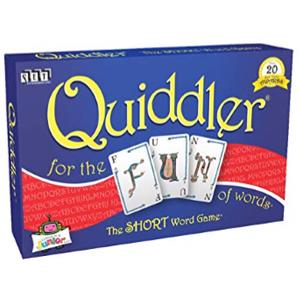 Quiddler board game box