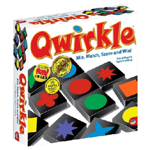 Qwirkle board game box