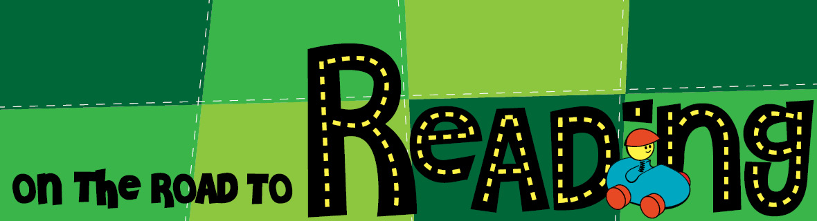 On the Road To Reading Program web header