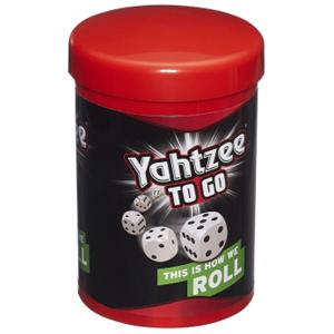 Yahtzee To Go game tin